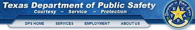 Texas DPS Online Services
