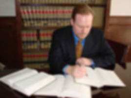 Shannon Flanigan working on cases - Flanigan Law Firm