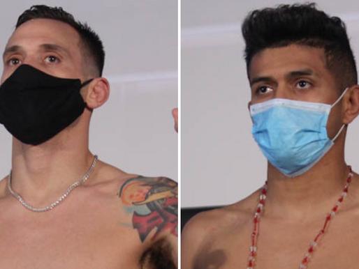 Team Iridium killers James Krause, Jonathan Martinez earn big wins at #UFCFightIsland6