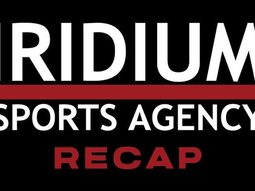 Team Iridium's Christos Giagos Earns Fourth UFC Win In Short-Notice Action At #UFCVegas17