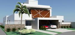 Residencial Jaguari, Studio X