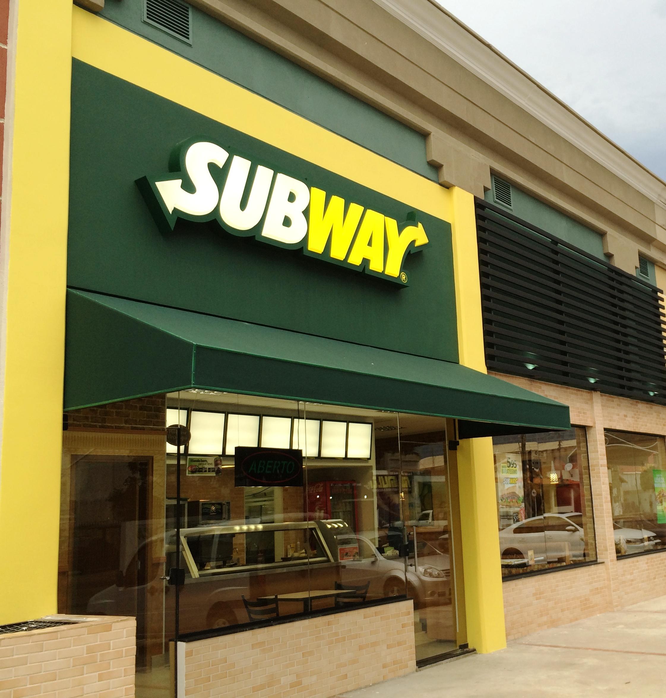 Subway, Arquitetura
