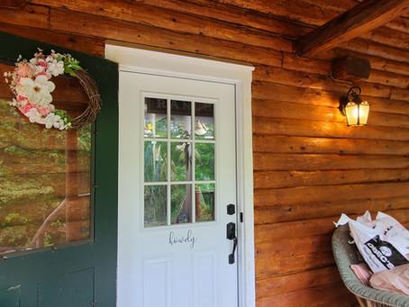 Log Cabin Living: Restoration Part 2
