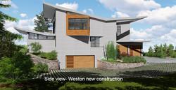 Weston side view