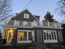 Winchester job by I&M construction
