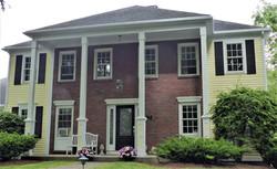 Georgian Colonial in Sudbury (FB type)