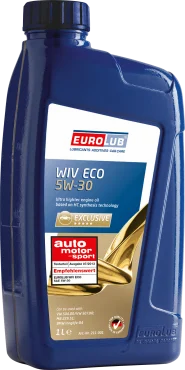 Масло моторне синтетичне EUROLUB Engine Oil WIV ECO SAE 5W/30