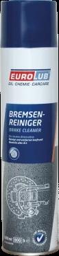 Очищувач деталей гальм і зчеплення EUROLUB Brake Cleaner Spray 600ml