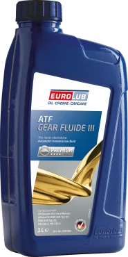 Масло трансмісійне EUROLUB GEAR FLUIDE III Transmission Oil
