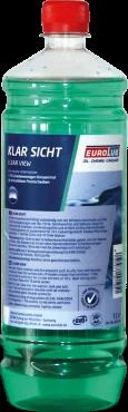 Концентрат літнього омивача скла EUROLUB Window Cleaning Concentrate KLAR SICHT