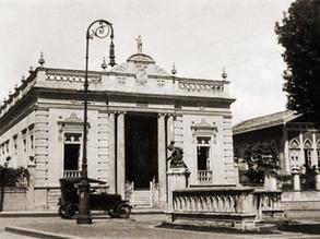 O prédio histórico