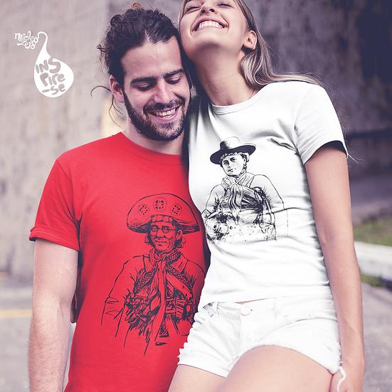 Kit Cangaço.Duas camisetas e duas canecas