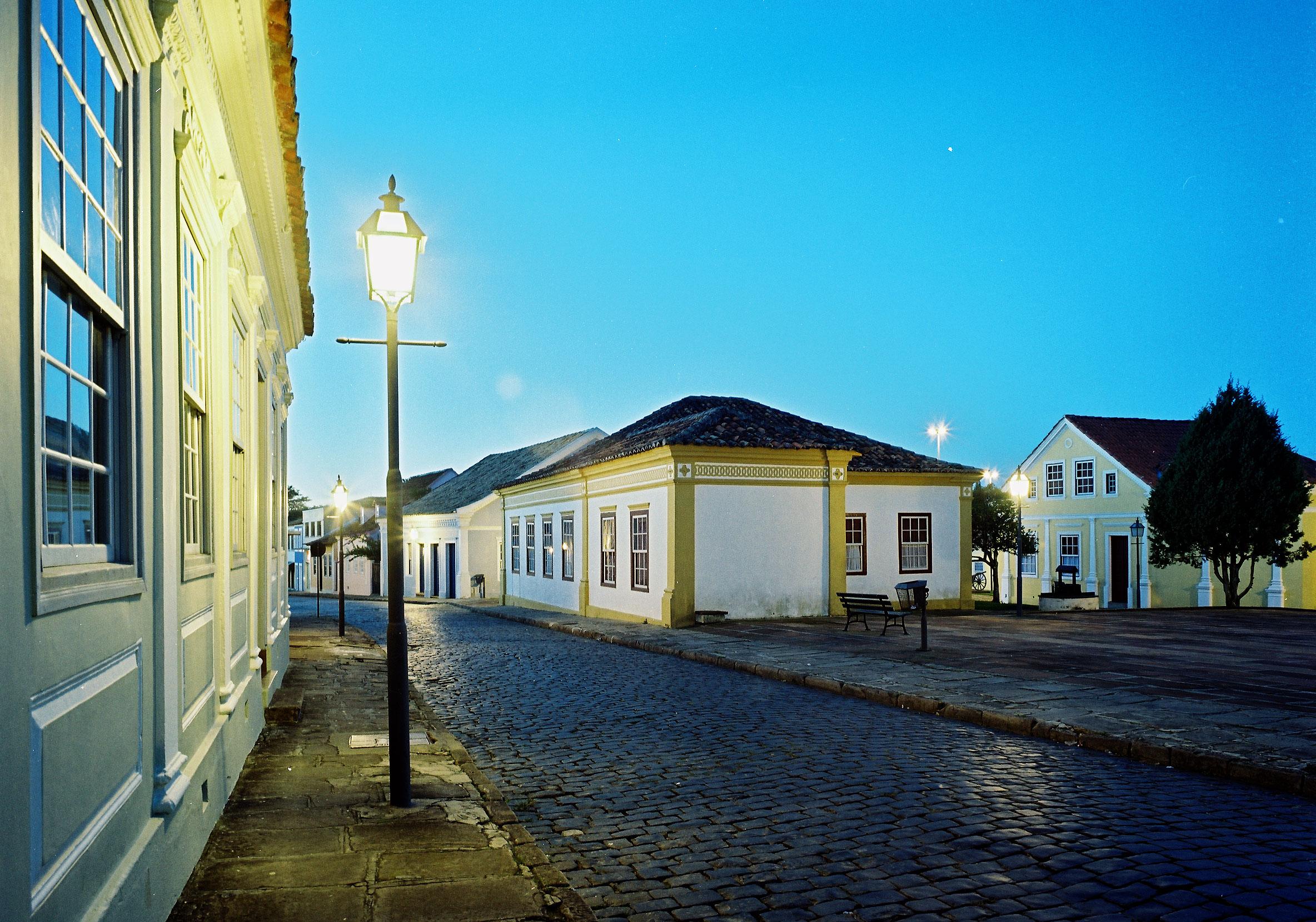 Rua do cotovelo Lapa PR