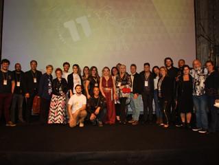 Confira os Premiados do 11º Festival de Cinema da Lapa