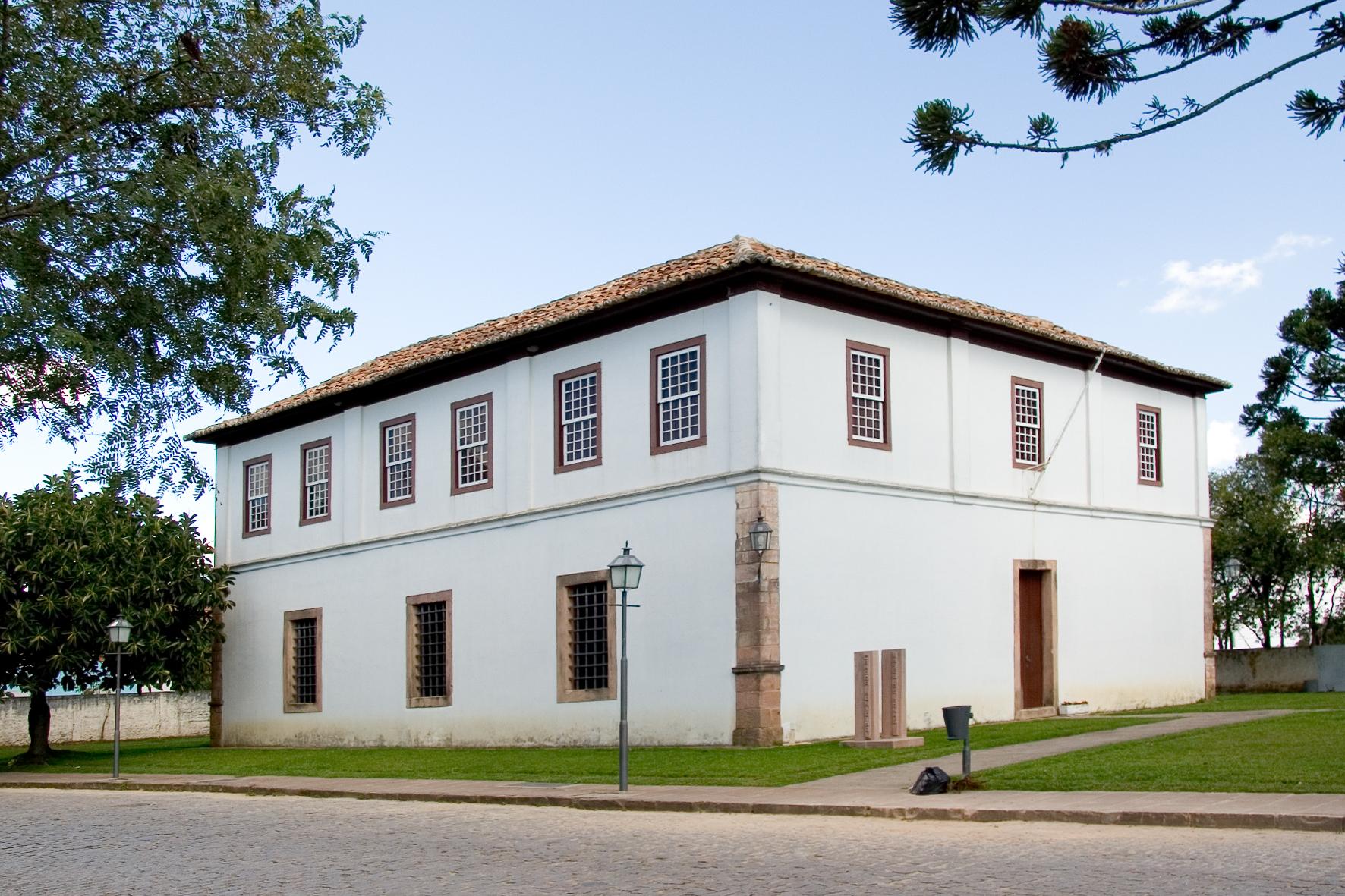 Museu das armas Lapa PR