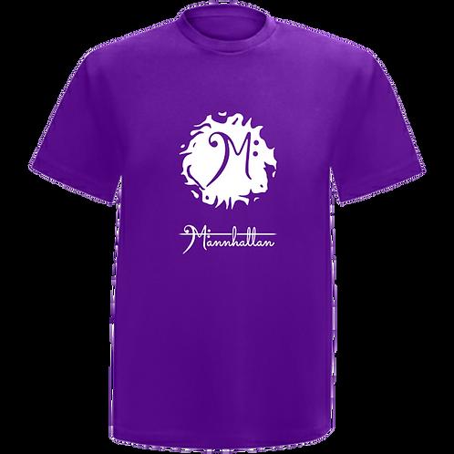 Mannhattan Splat T-Shirt