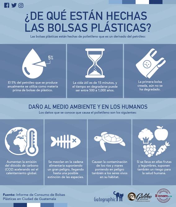 ¿Por qué es dañino el plástico?