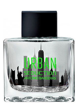 BLACK SEDUCTION URBAN FOR MEN EDT  LTD