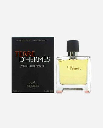 TERRE D'HERMES PARFUM 75ML