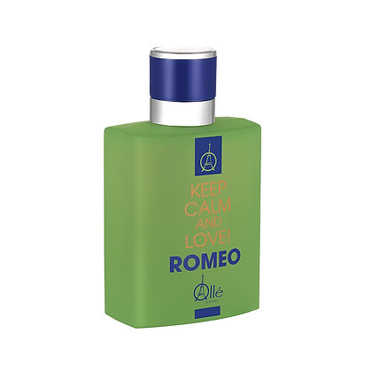 KEEP CALM AND LOVE ROMEO! Eau De Toilette / Pour Homme 100ml