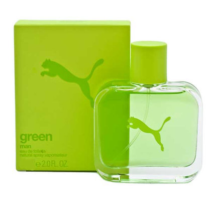 PUMA GREEN MEN EDT