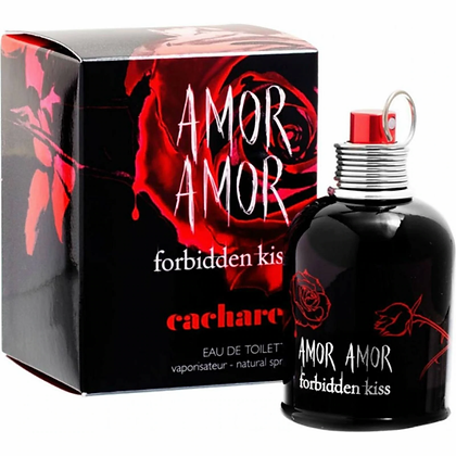 AMOR AMOR FORBIDDEN KISS EDT 100ML