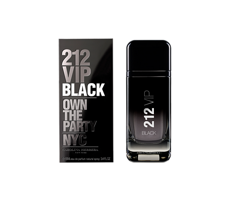 212 VIP MEN BLACK EDP 100 ML