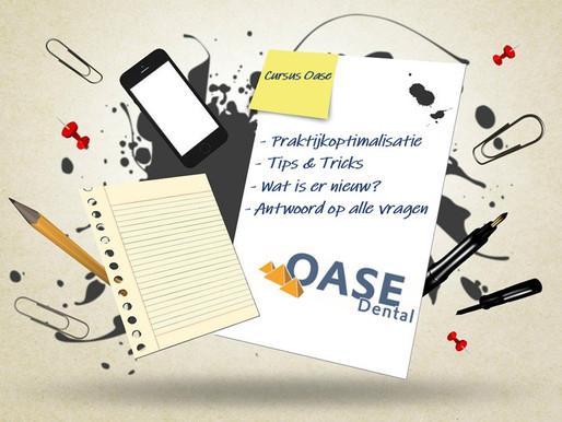 Praktijkgerichte cursussen van Oase!