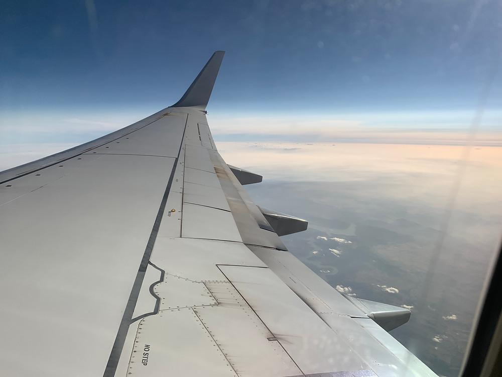 Aeroplane smoke