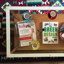 Books & Coffee Table