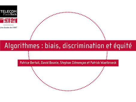 Telecom ParisTech publishes a white paper on Fairness and Bias in AI, with our support