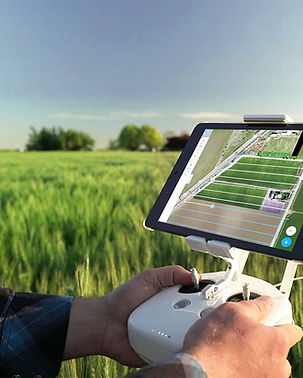 INTRODUCTION TO DRONES FOR AGRICULTURE