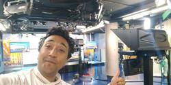 Selfie in Studio 2