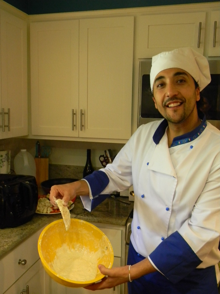 Private Italian Chef Renato