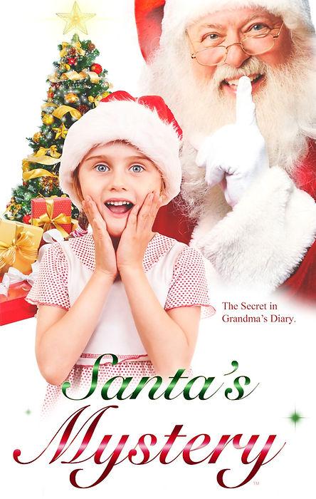 santa's mystery jackie and santa claus