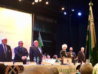 Assemblée des délégués de la SVC