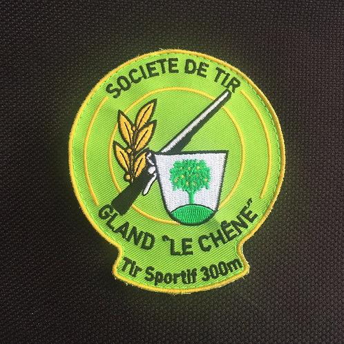 Badge Société (montage velcro)
