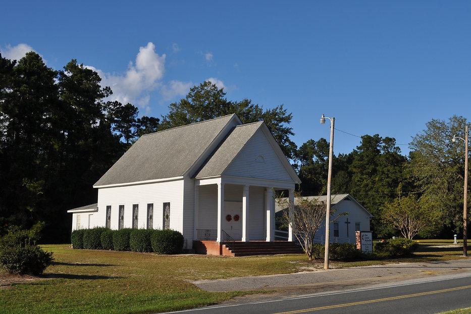 Zion United Methodist Church in Dorchester, SC