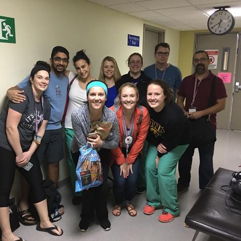 Costa Rica- Urology Team