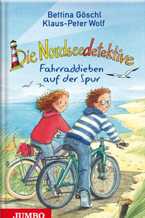 Fahrraddieben auf der Spur