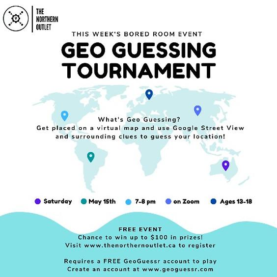 GeoGuessr! Tournament