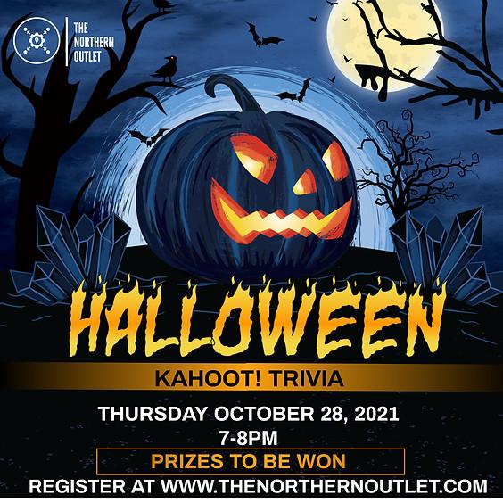 Kahoot! Halloween Trivia