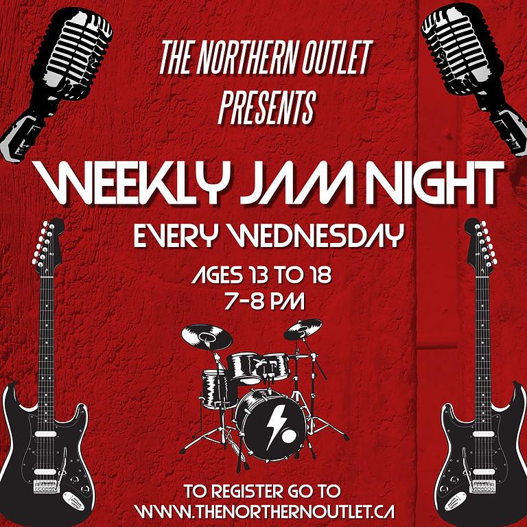Virtual Jam Night