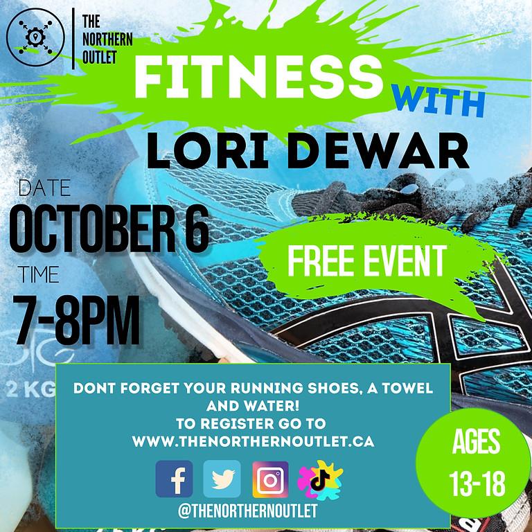 Fitness with Lori Dewar