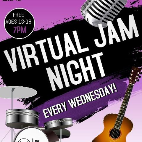 Virtual Jam Night - Every Wednesday!