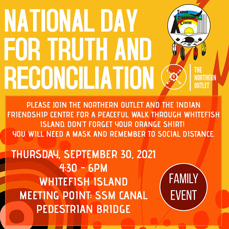National Day for Truth and Reconciliation Walk