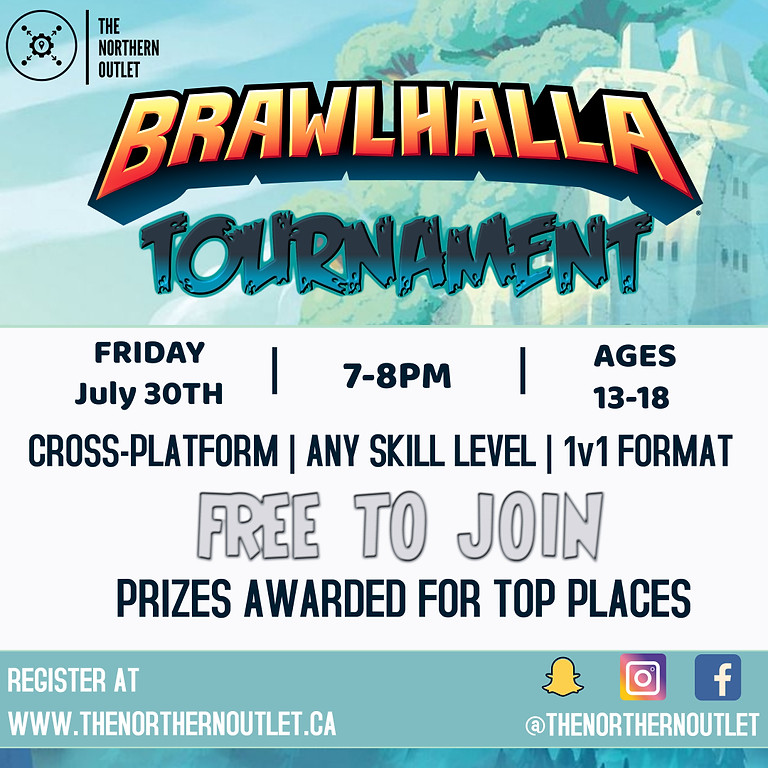 Brawlhalla Tournament