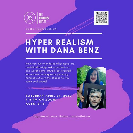 Dana Benz Shares her Artistic Journey Through Hyper-Realism