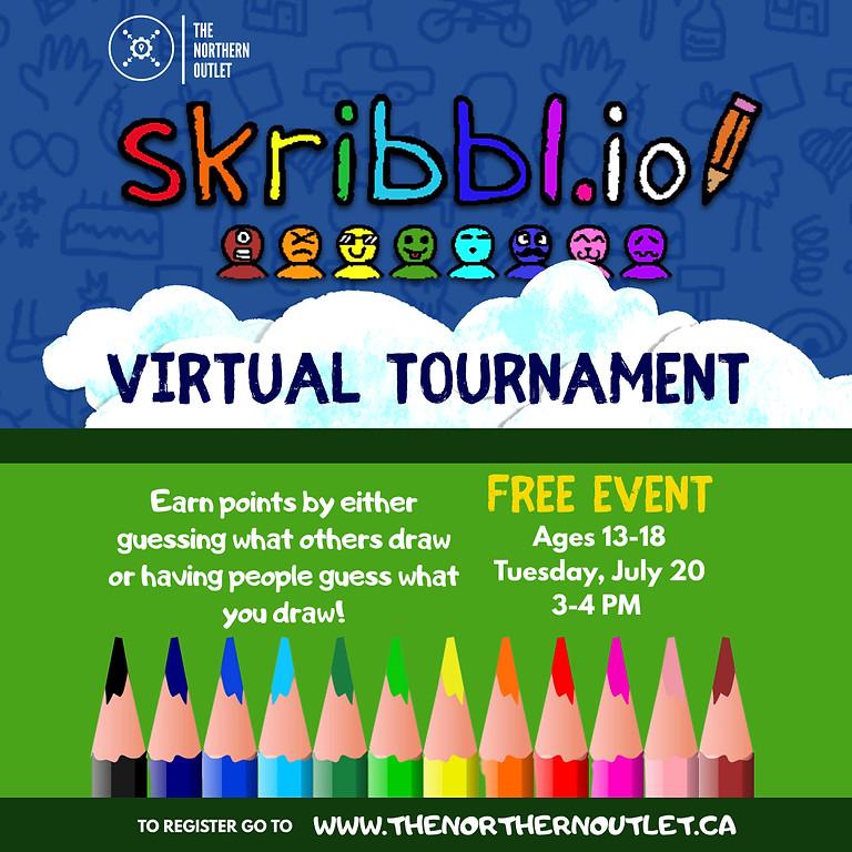 Scribbl.io Tournament