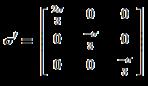 Tensile Test Deviatoric Matrix